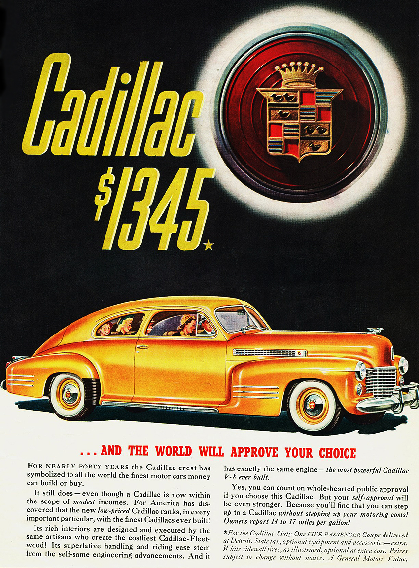 Old Car Brochures Online