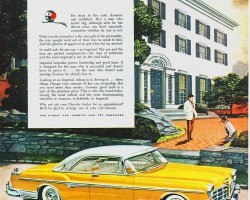 1955 chrysler imperial ad