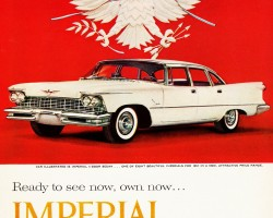 1957 imperial ad