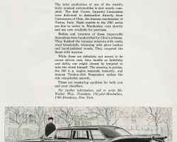 1960 imperial ad