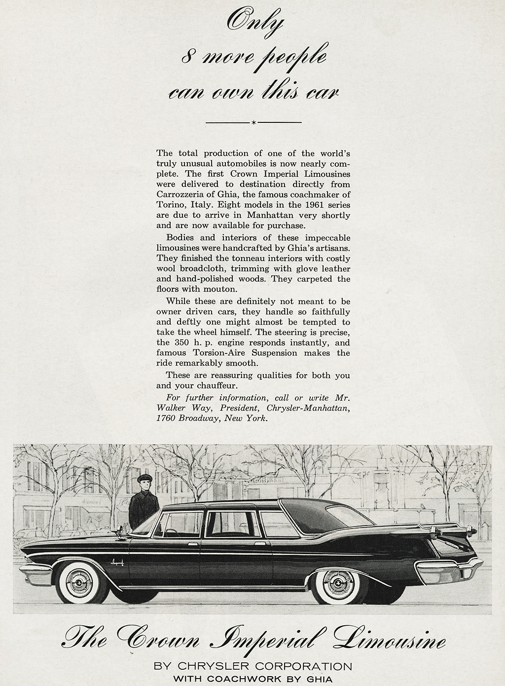 chrysler imperial ghia limousine pictures