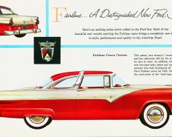 1955 ford ad