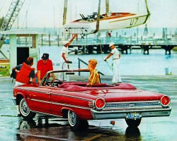 1963 ford galaxie ad