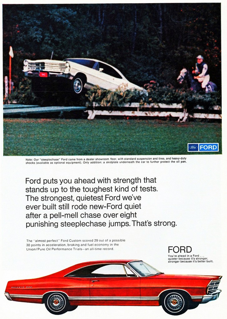 Ford Vehicle Brochures Ford Motor Company Autos Post