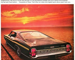 1968 ford torino ad