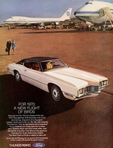 New Ford Torino >> 1970 Ford Thunderbird Landau ad | CLASSIC CARS TODAY ONLINE