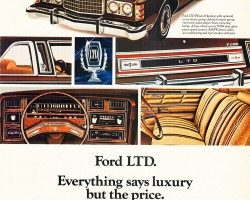 1975 ford ltd ad