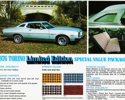 1976 ford torino ad