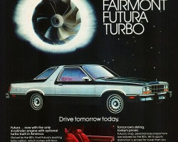 1980 ford fairmont ad