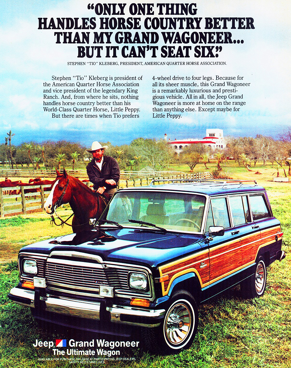Jeep Grand Wagoneer >> These things were popular 30 years ago   TigerDroppings.com