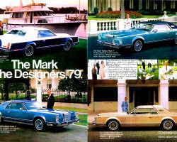 1979 lincoln mark v ad