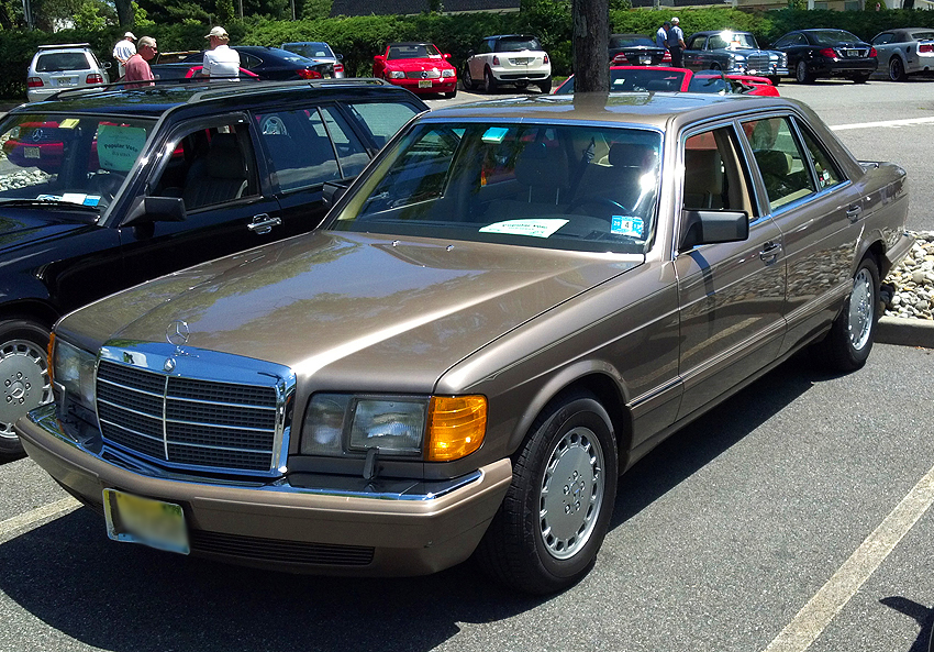 1991 mercedes benz 420sel at 2012 june jamboree classic for 1991 mercedes benz 420sel
