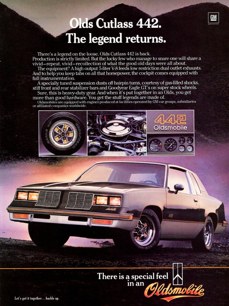 1985 Oldsmobile 442 Specs http://flipacars.com/searches/1985-oldsmobile-98/