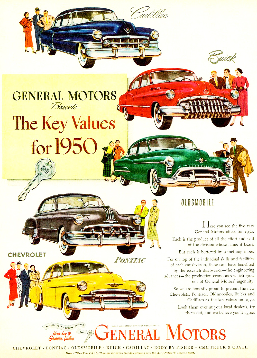 a history of general motors an american automobile industry Some key events in general motors' history:  a brief history of general motors corp  it's the largest annual loss in auto industry history.