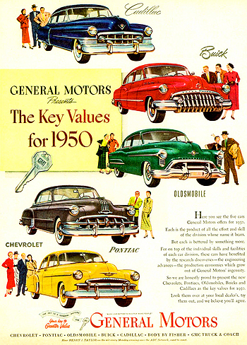 Classic Car Print Ads | CLASSIC CARS TODAY ONLINE