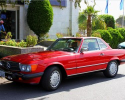 the classic 1972 1989 mercedes sl spanned 18 model years without  wiring diagram 1988 sl560 mercedes #49