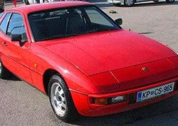 The '77 Porsche 924 inspired imitations from Mazda, Nissan & others.  (Photo credit: B. Myers)