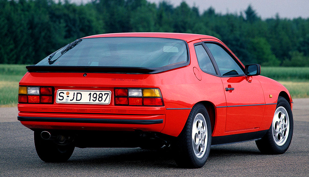 1987 porsche 924s classic cars today online. Black Bedroom Furniture Sets. Home Design Ideas