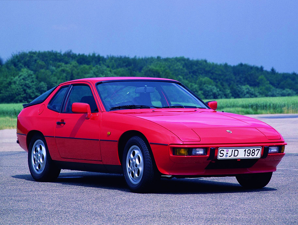 1987 Porsche 924s Related Infomation Specifications