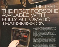 A 3-speed automatic transmission became an option late in the 1977 model year.