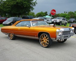 """What a """"donk"""" is, and why classic car fans should value them"""