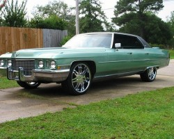 Cadillac Sdv Donk X on 1987 Buick Lesabre Value
