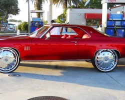 (Alternate DONK)  1973 Oldsmobile Delta 88 coupe