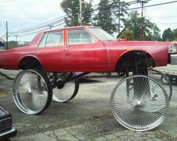 what a donk is and why classic car fans should value them 1969 Chevy Caprice box 1988 chevrolet caprice sedan