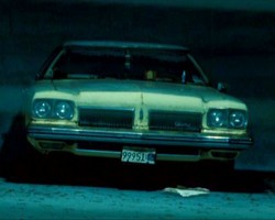sam raimi, 1973 oldsmobile
