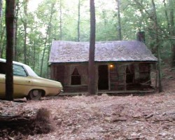 sam raimi, evil dead, car, oldsmobile