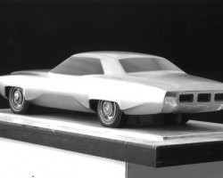 1971 Oldsmobile Delta 88 clay