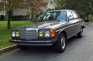 Commentary when you buy an old mercedes diesel make for How long does it take to build a mercedes benz