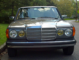 Commentary When You Buy An Old Mercedes Diesel Make Sure Like
