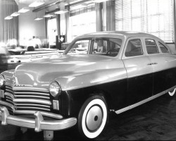 1946 Plymouth concept car
