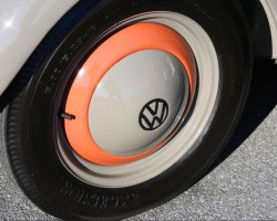 1952 Volkwagen wheel