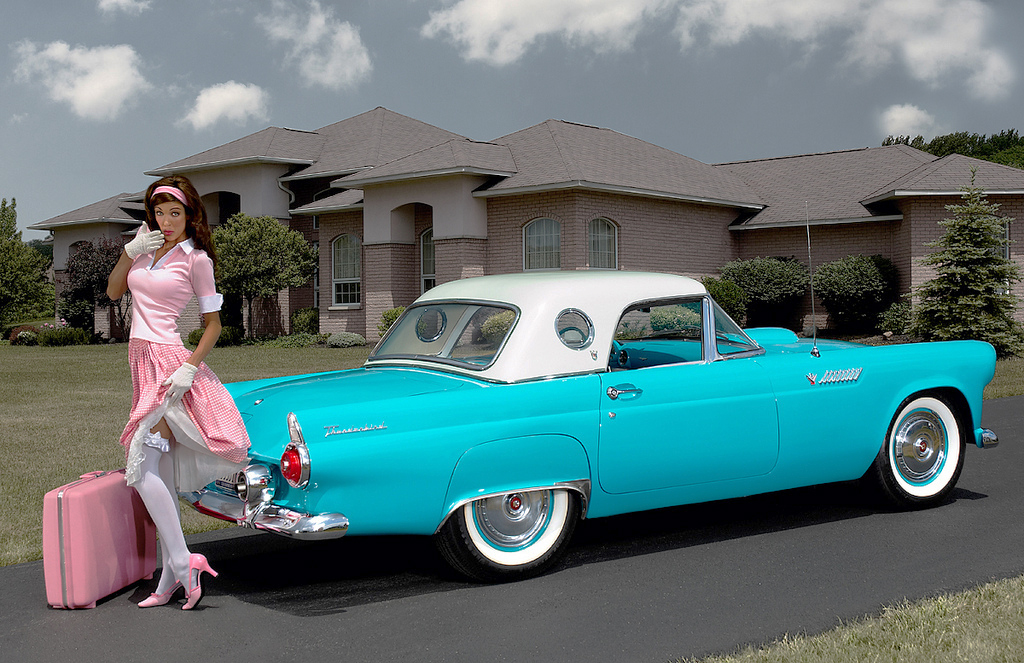 1955 Ford Thunderbird | CLASSIC CARS TODAY ONLINE