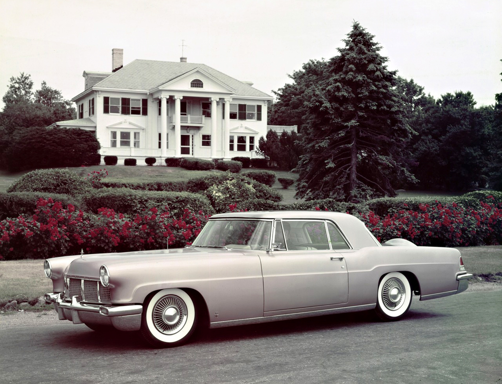 1956 lincoln continental mark ii classic cars today online. Black Bedroom Furniture Sets. Home Design Ideas