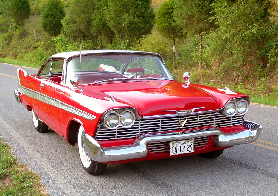 1958 Plymouth Fury hardtop coupe | CLASSIC CARS TODAY ONLINE