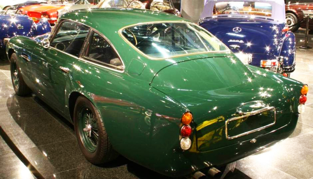 1962 Aston Martin DB4 Series 5 Vantage GT Coupe a