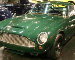 1962 Aston Martin DB4 Series 5 Vantage GT Coupe