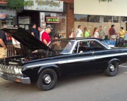 somerville cruise night 2013