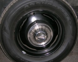 1964 plymouth dog dish hubcap