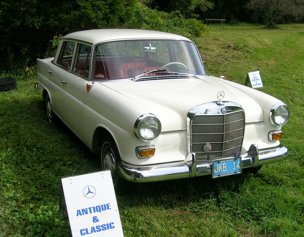 1965 Mercedes 190d Classic Cars Today Online