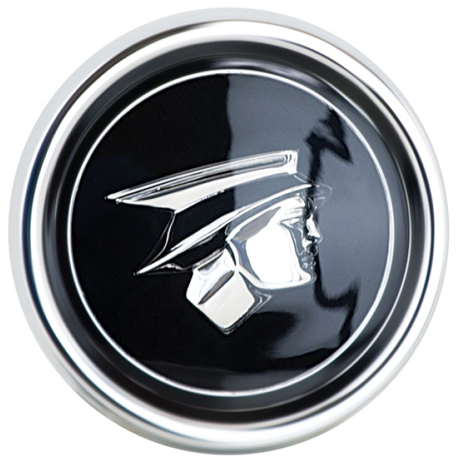 1965 Mercury wire wheel cover