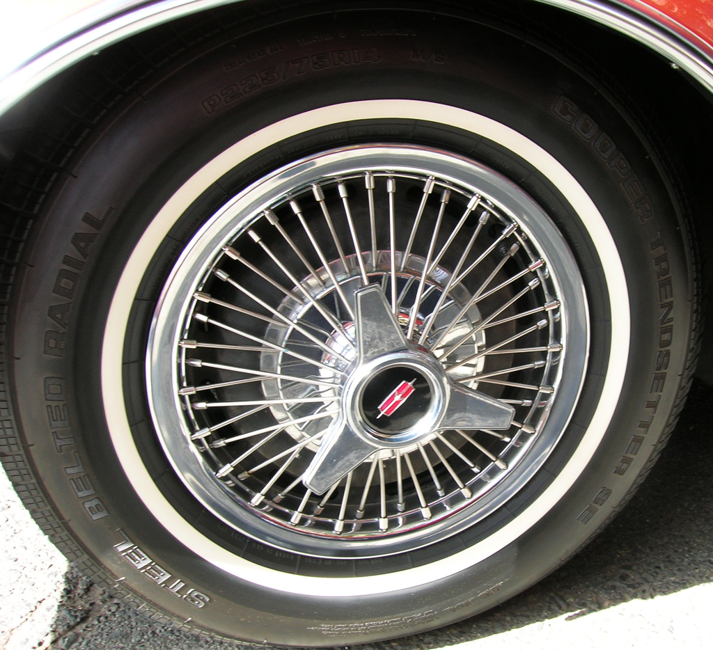 1966 Oldsmobile 14 inch wire wheel cover b 1966 oldsmobile 14 inch wire wheel cover b classic cars today online Simple Electrical Wiring Diagrams at bakdesigns.co