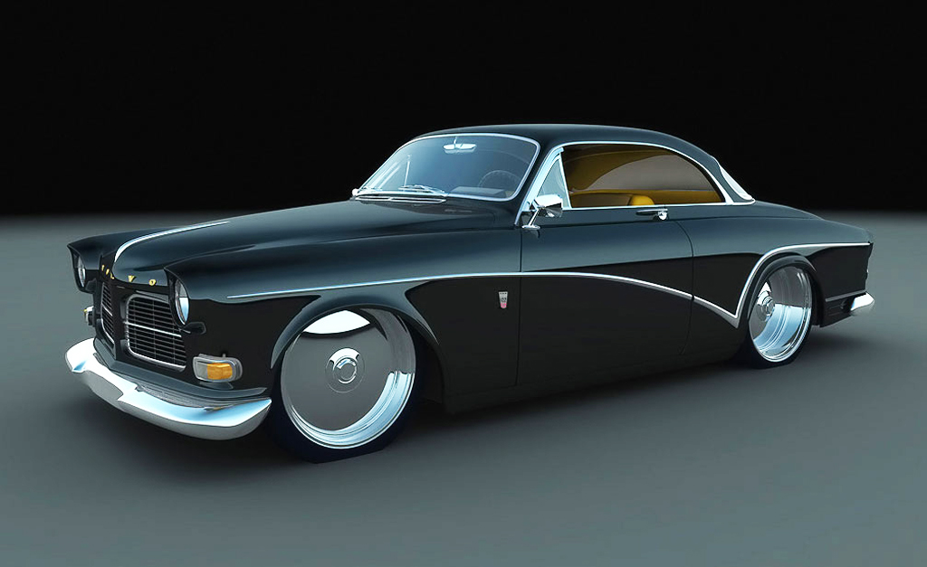 1966 Volvo 122S custom coupe | CLASSIC CARS TODAY ONLINE