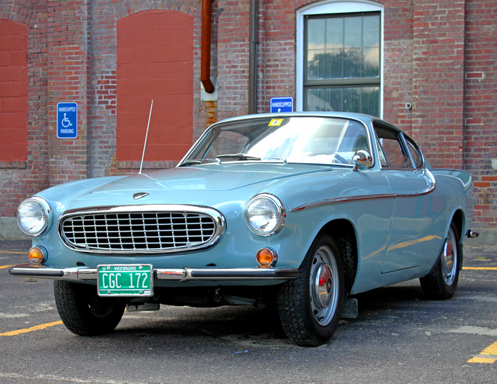 1966 Volvo P1800 coupe | CLASSIC CARS TODAY ONLINE