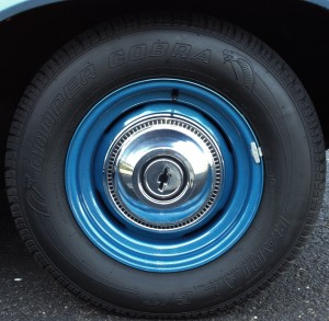 1967 Chevrolet Bel Air Center Hub Cap Classic Cars Today