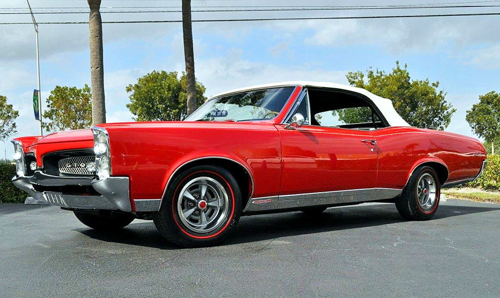1967 pontiac gto convertible classic cars today online rh classiccarstodayonline com 1970 Pontiac GTO 1967 pontiac gto fuel pump