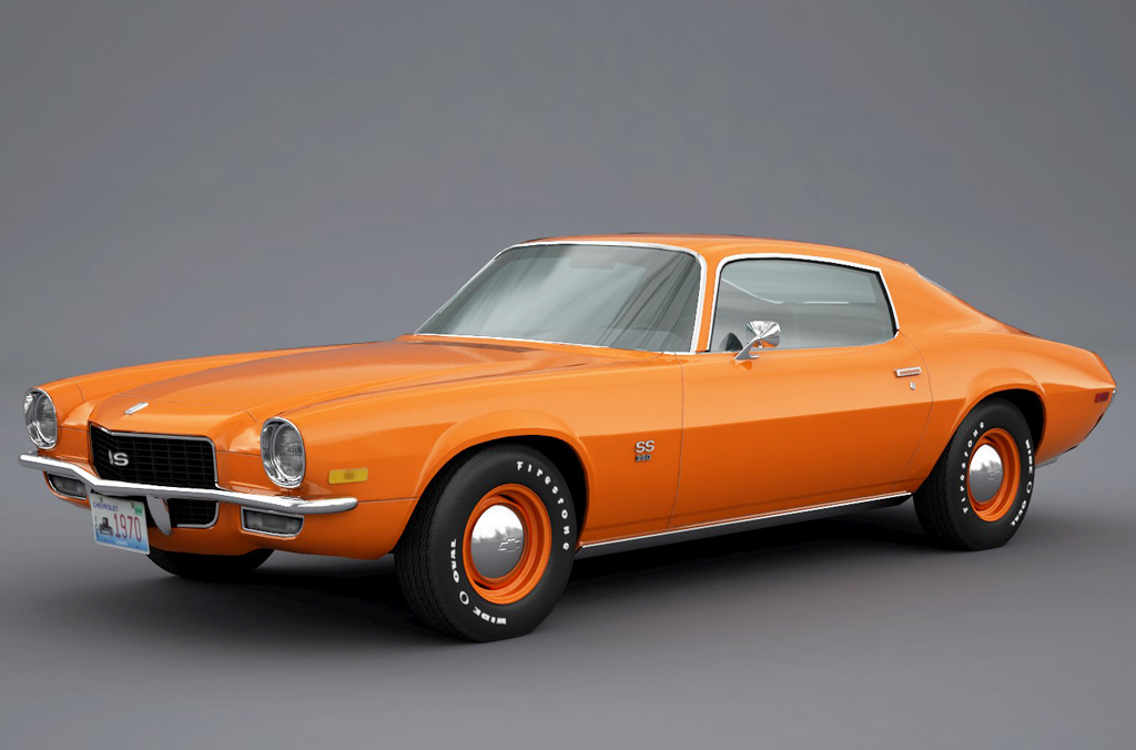 1970 Chevrolet Camaro SS  CLASSIC CARS TODAY ONLINE
